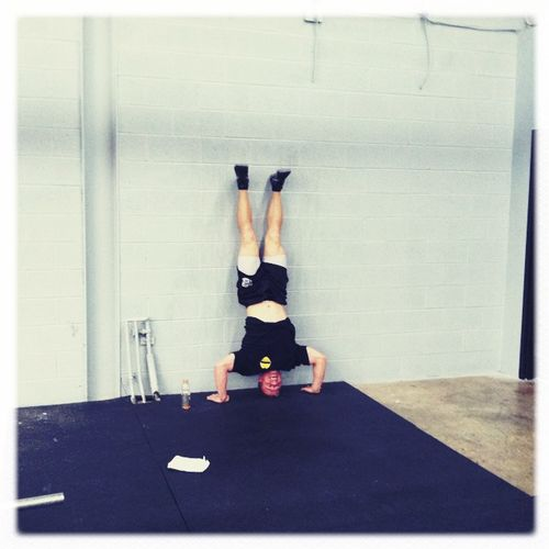 Is it handstand or headstand?